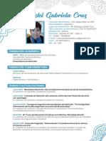 CV Cristel Gabriela Cruz