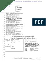 Puma v. Forever 21 - MSJ (Design Patent Noninfringement)