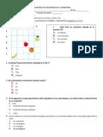 Control de Matematicas Martes