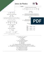 Formula Mecanica de Fluidos #3 Closed Alpha