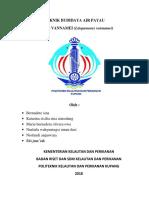 Klasifikasi Udang Vannamei