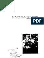 Beltrán, Miguel - La pasión del Marqués de Sade.pdf