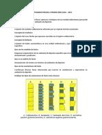 Cuestionario Prueba 2 Primer Hemi 2018 2019