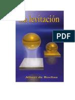 Albert de Rochas - La Levitación