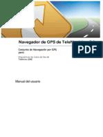 TeleNav Version 5.0 Lite User's Guide - NII Mexico (J2ME)