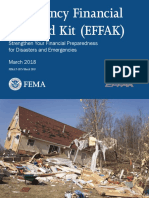 Emergency Financial First Aid Kit (EFFAK)