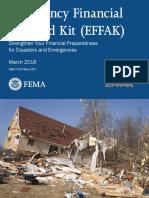 Emergency Financial First Aid Kit (EFFAK)
