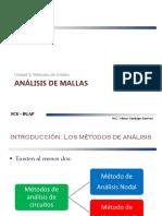 Unidad II-Analisis de Mallas