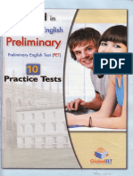 Preliminary English Test PET 10 Practice Tests