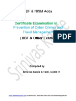 Prevention of Cyber Crime and Fruad Management2
