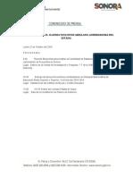 22-10-2018 Agenda Claudia Pavlovich
