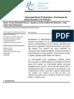 Grupo 3 - Enfermedad Renal Poliquística y Carcinoma de Celulas Renales