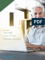 WhitePaper - The High Cost of Poor Website