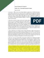 CSJN-Almagro Gabriela c. Universidad Nacional de Córdoba (Acto Irregular)