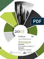 Ensayo-critica de La Aquitectura