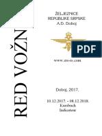 ZRS - Red Voznje