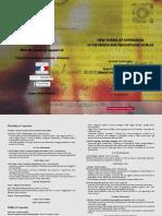 ASMCF 2018 conference programme