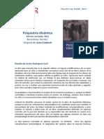 Review Coderch Psiquiatria-Dinamica CeIRV5N2