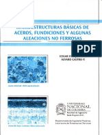microestructuras basicas