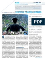 Seguridad en Countries y Barrios Cerrados