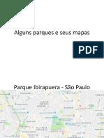 Mapas de Parques
