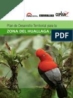 PLAN DE DESARROLLO TERRITORIAL PARA LA ZONA DEL HUALLAGA AL 2021