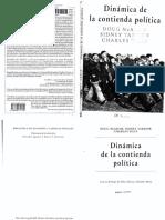 Charles Tilly, Sidney Tarrow y Doug McAdam, Dinámica de La Contienda Política Cap 1 y Cap 2