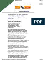 Democracia Paraguaia - Ives Gandra Da Silva Martins - Folha de S. Paulo 05.07.2012