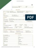 Nota fiscal eletrônica de churrascaria apresentada pela campanha de Rodrigo Rollemberg