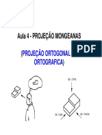 Projeções mongeanas