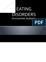 Eating Disorders - Lecture