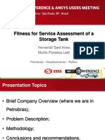 318471959 Fitness for Service Assessment of Storage Tank