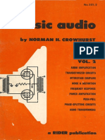 Basic Audio by Crawhurst Vol 2