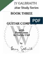 Barry Galbraith - Jazz Guitar Comping Book 3 Music Sheet