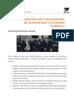 U2. Los Gobiernos Radicales