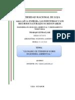 Glosario de Términos Sobre Ingeniería Ambiental