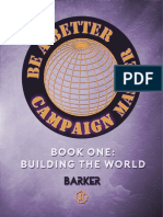 Be A Better Campaign Master, Book One Building the World.pdf