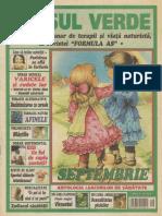 Asul Verde - Nr. 30, 2006