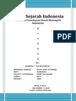 Makalah Persebaran Nenek moyang Bangsa Indonesia