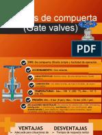 Válvulas de Movimiento Lineal- Ruano Contreras Yuri Diana Yatzell
