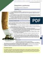 Tabaquismo y Los Pulmones