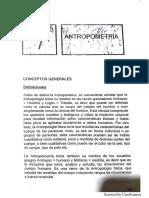 Cap. 7 Antropometría