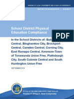 Physed Audit
