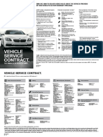 Bmw Warranty Coverage Brochure 2018