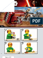 Lego 6138831 instructions