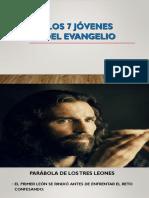 Introducción 7 Jóvenes del Evangelio