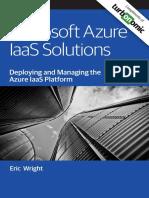 Microsoft Azure IAAS Solutions eBook