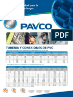 Catalogo de tuberias a Presion NTP 399.166 - 2008  - PAVCO.pdf