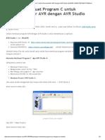 Tutorial Membuat Program C Untuk Microcontroller AVR Dengan AVR Studio _ DASAR KOMPUTER BUAT PEMULA