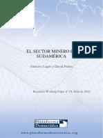 El Sector Minero en Sudamérica_Resumen